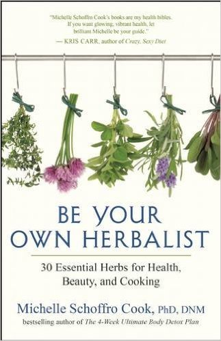 Be Your Own Herbalist book by Dr. Cook