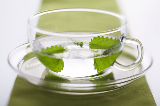 Mint aids digestion and boosts energy