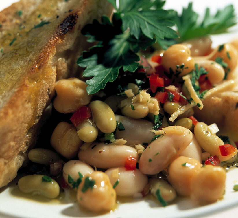 Adding beans to your meal is a great way to boost nutrition.