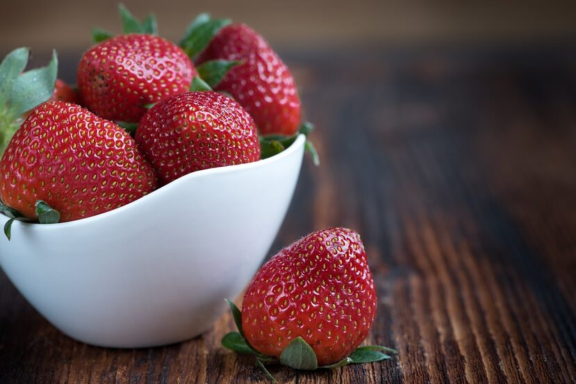 Strawberries protect DNA, have anticancer benefits, and much more...