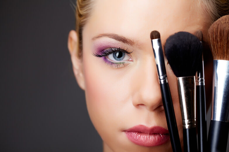Most cosmetics contain many harmful toxic ingredients that are best avoided.