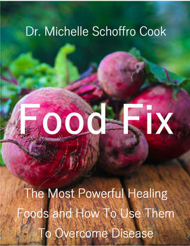 Discover Dr. Cook's New E-Book Food Fix